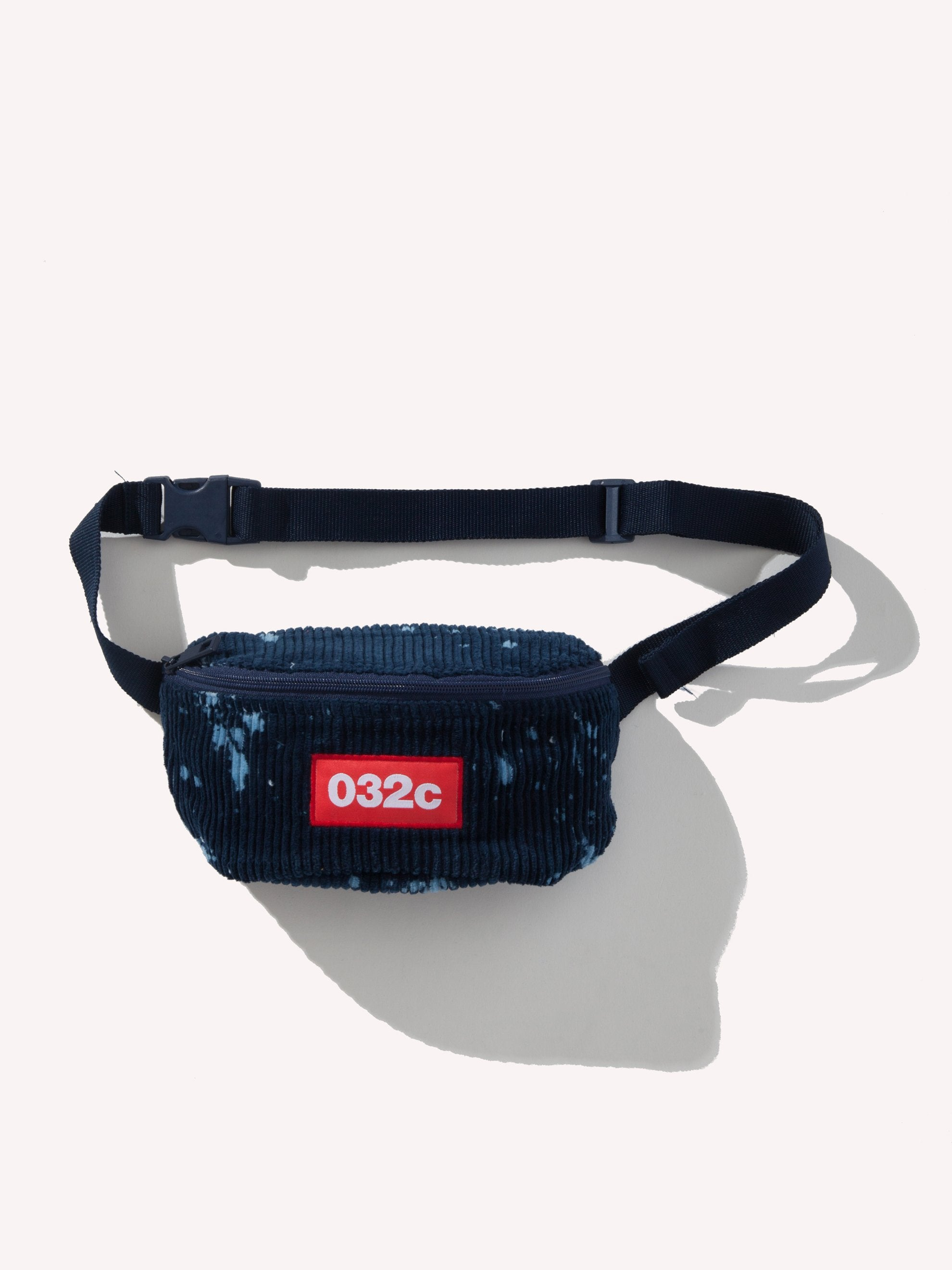 Navy Peroxide Collection Cord Hip Bag 1