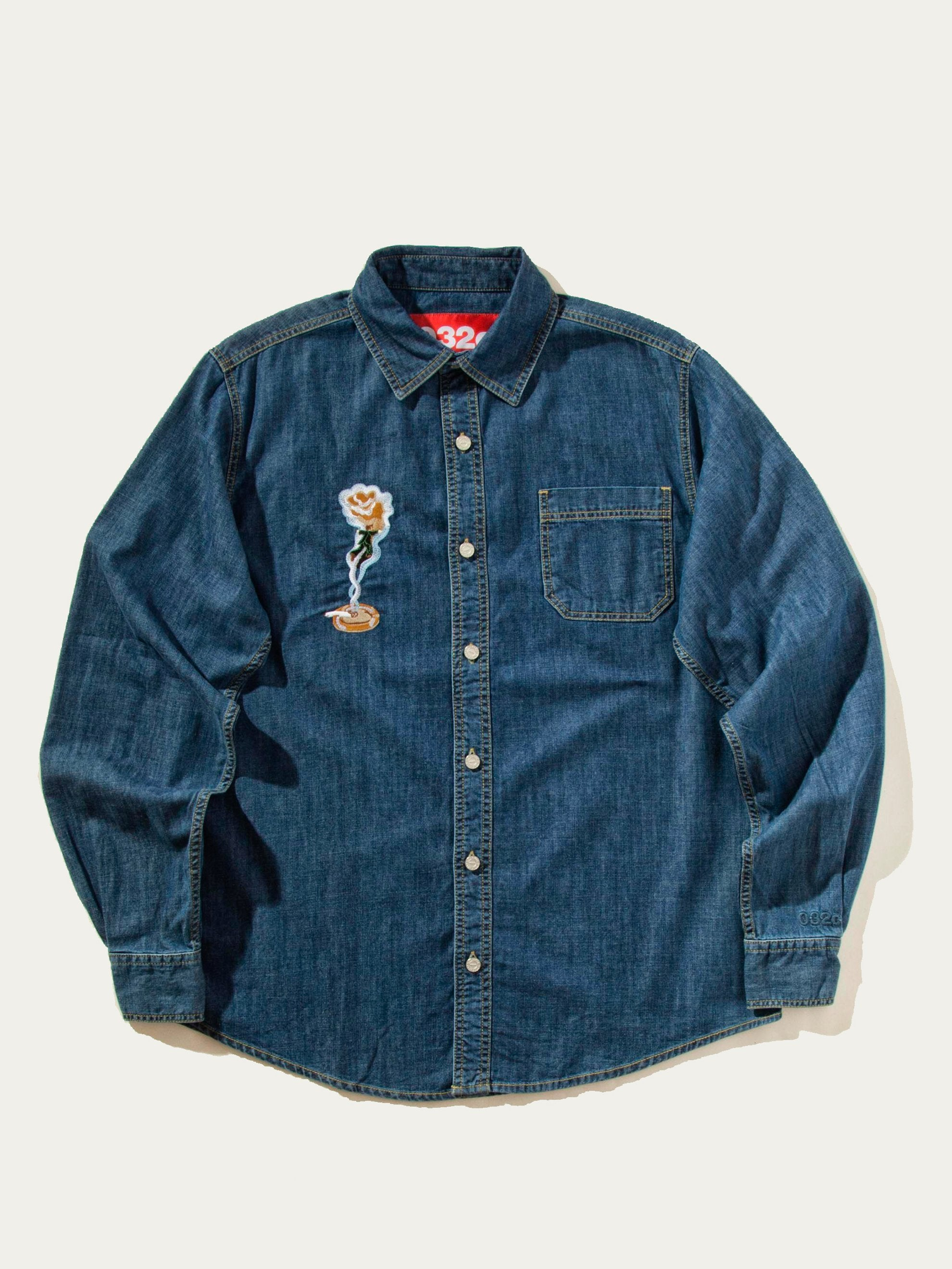 S Smoker's Collection Jean Shirt 1