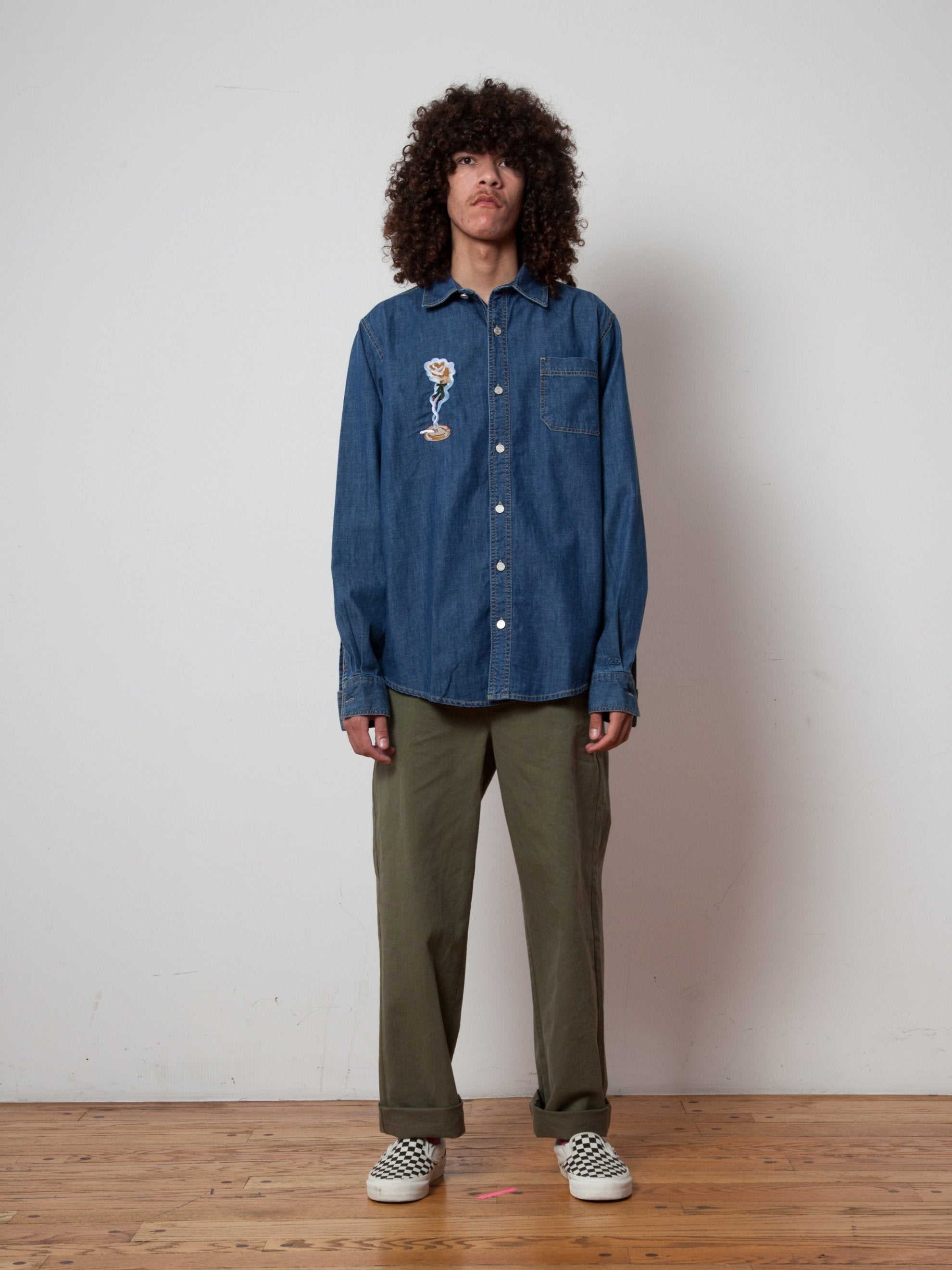 M Smoker's Collection Jean Shirt 2
