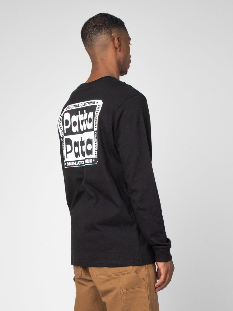 Patta Original Clothing LS T-Shirt28081126899789