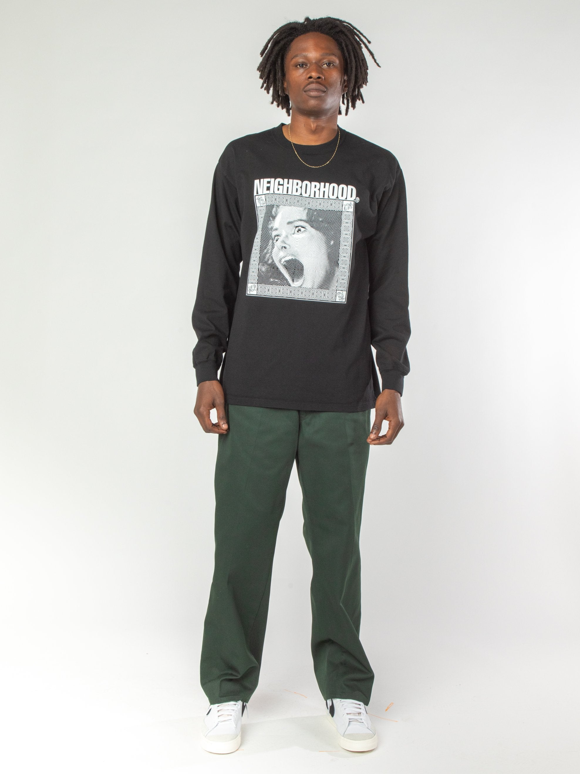 Street Cleaner LS Tee