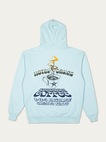 Psychedelic Coffee Hoodie (Union x Hotel Drugs)