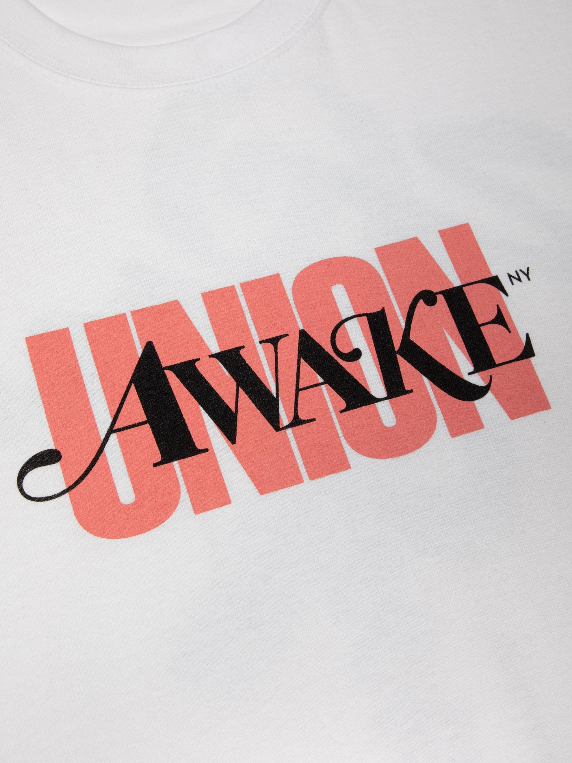 Awake Union Logo Tee