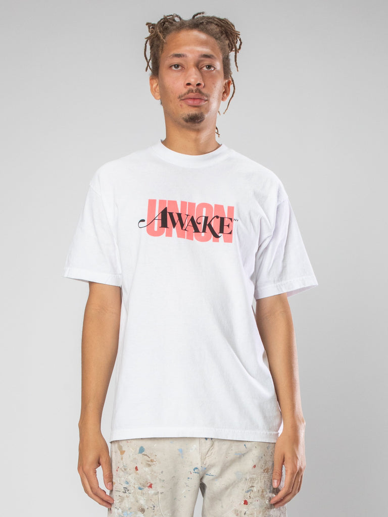 Awake Union Logo Tee28175913320525