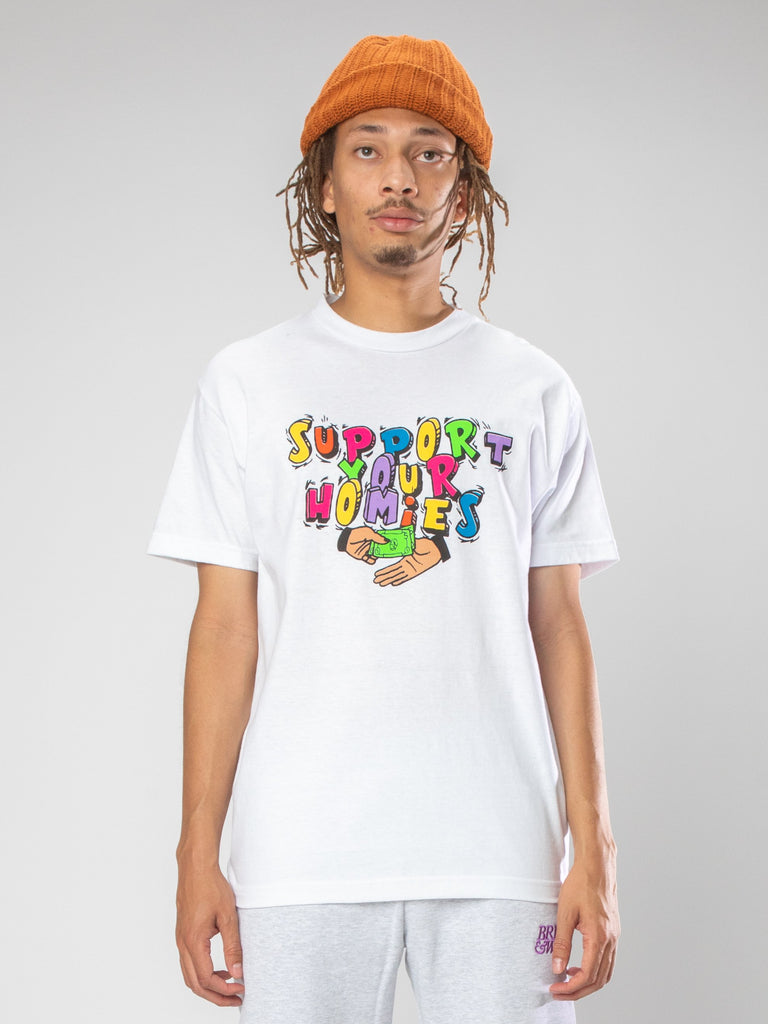 Support Your Homies T-Shirt28175052046413