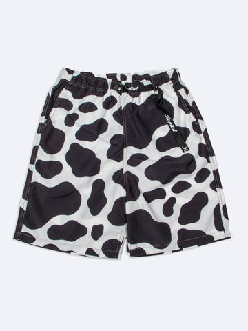 Fast-Dry Taffeta Cow Easy Shorts