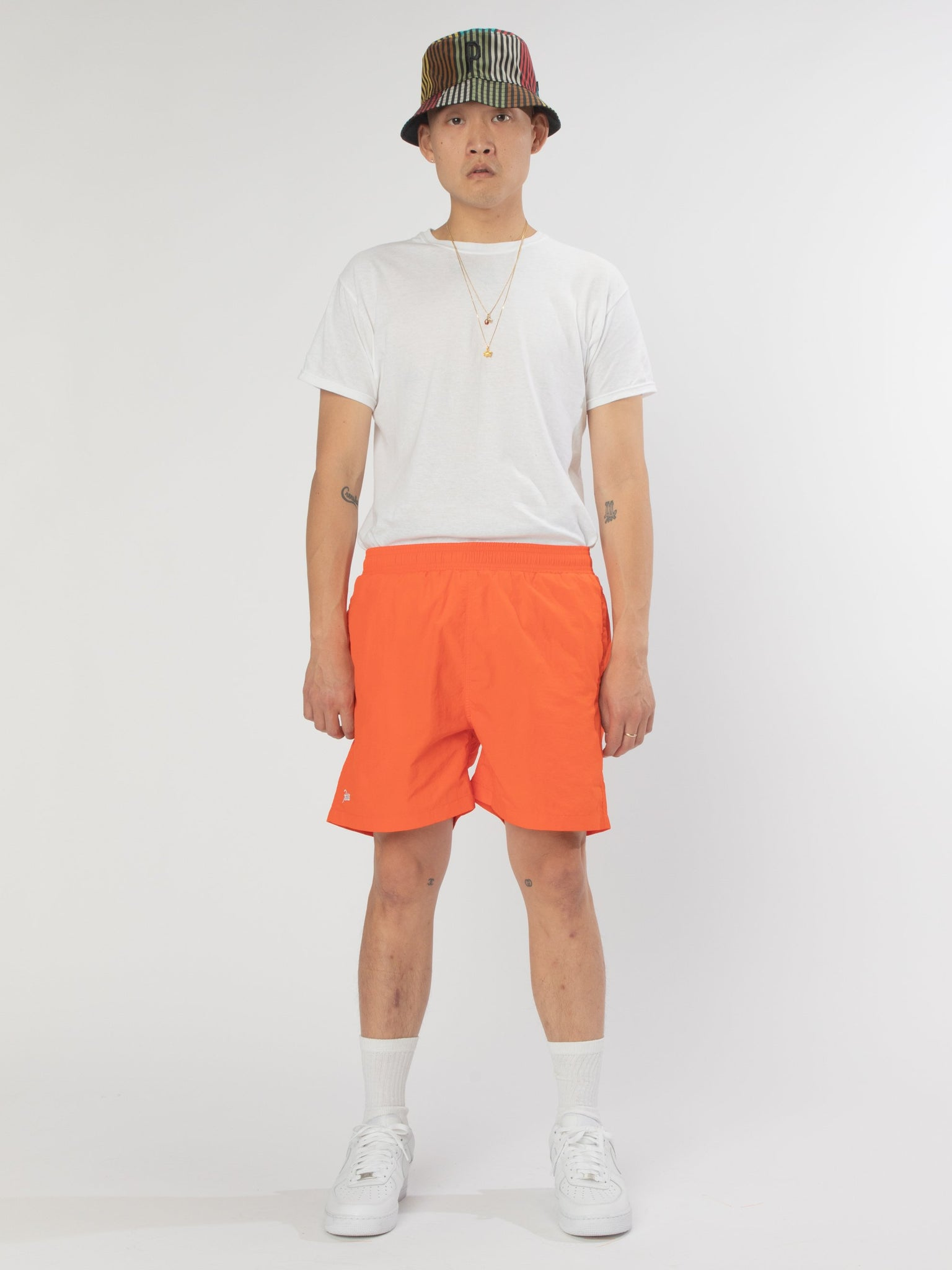 patta-basic-nylon-swim-shorts