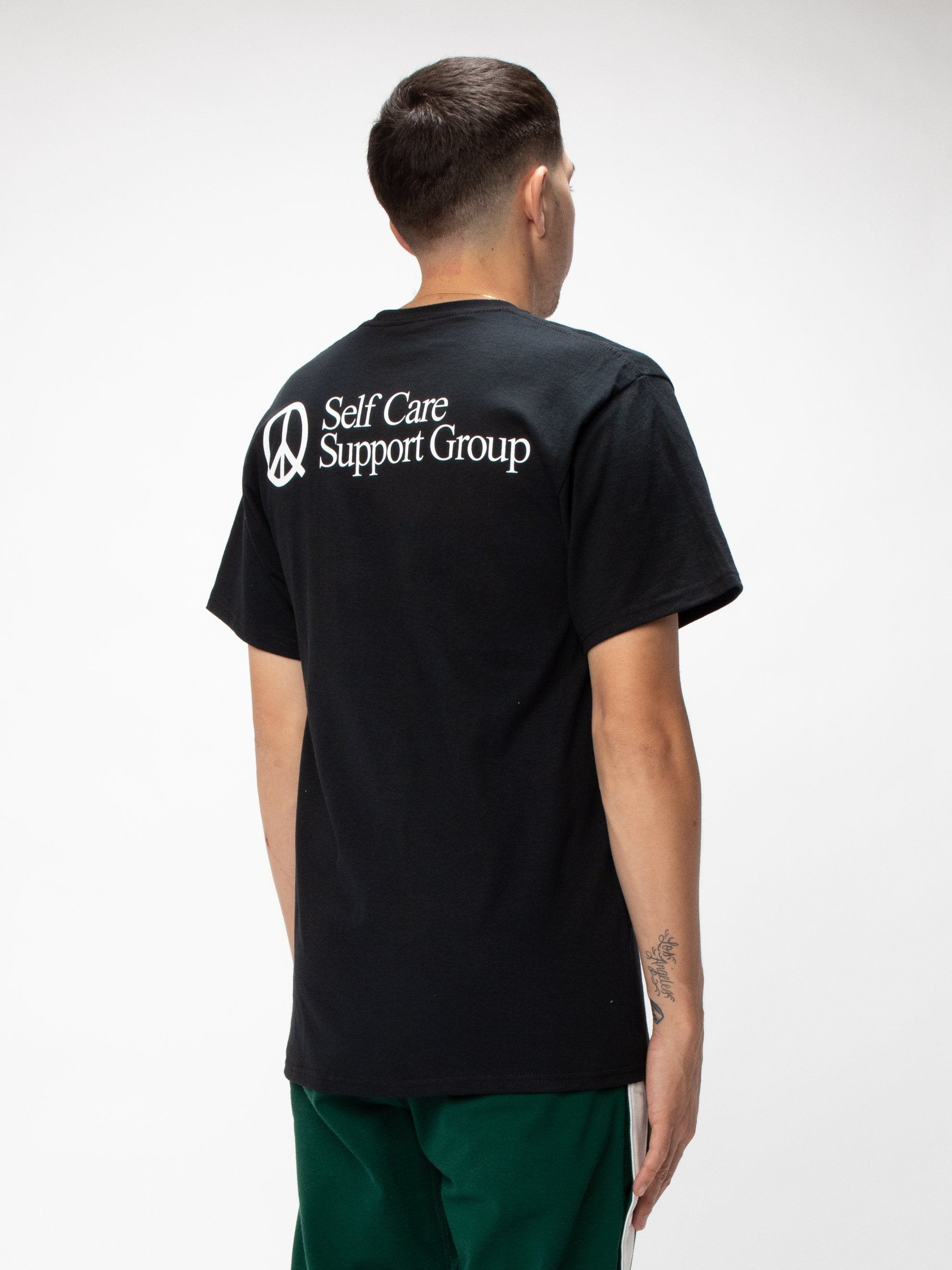 Black Selfcare T-shirt 5