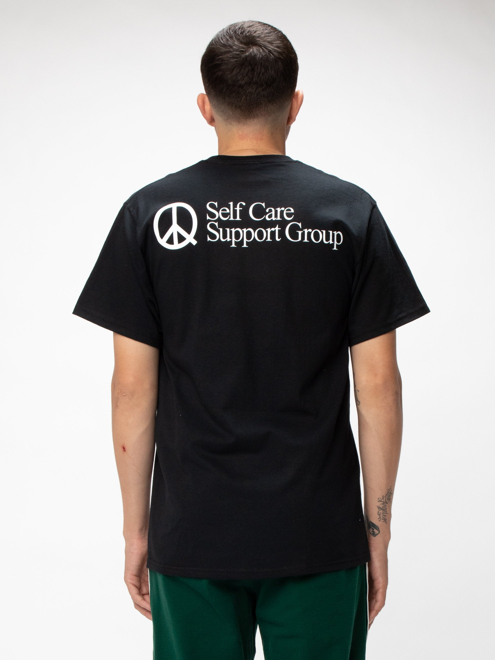 Black Selfcare T-shirt 6