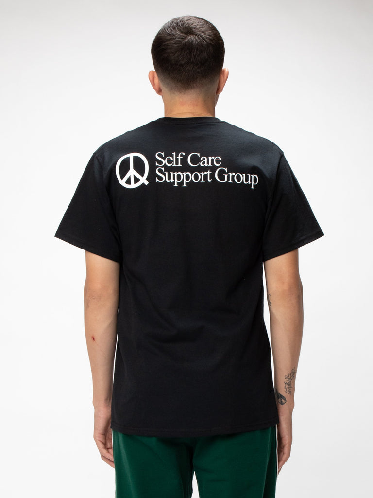 Black Selfcare T-shirt 615852128993357