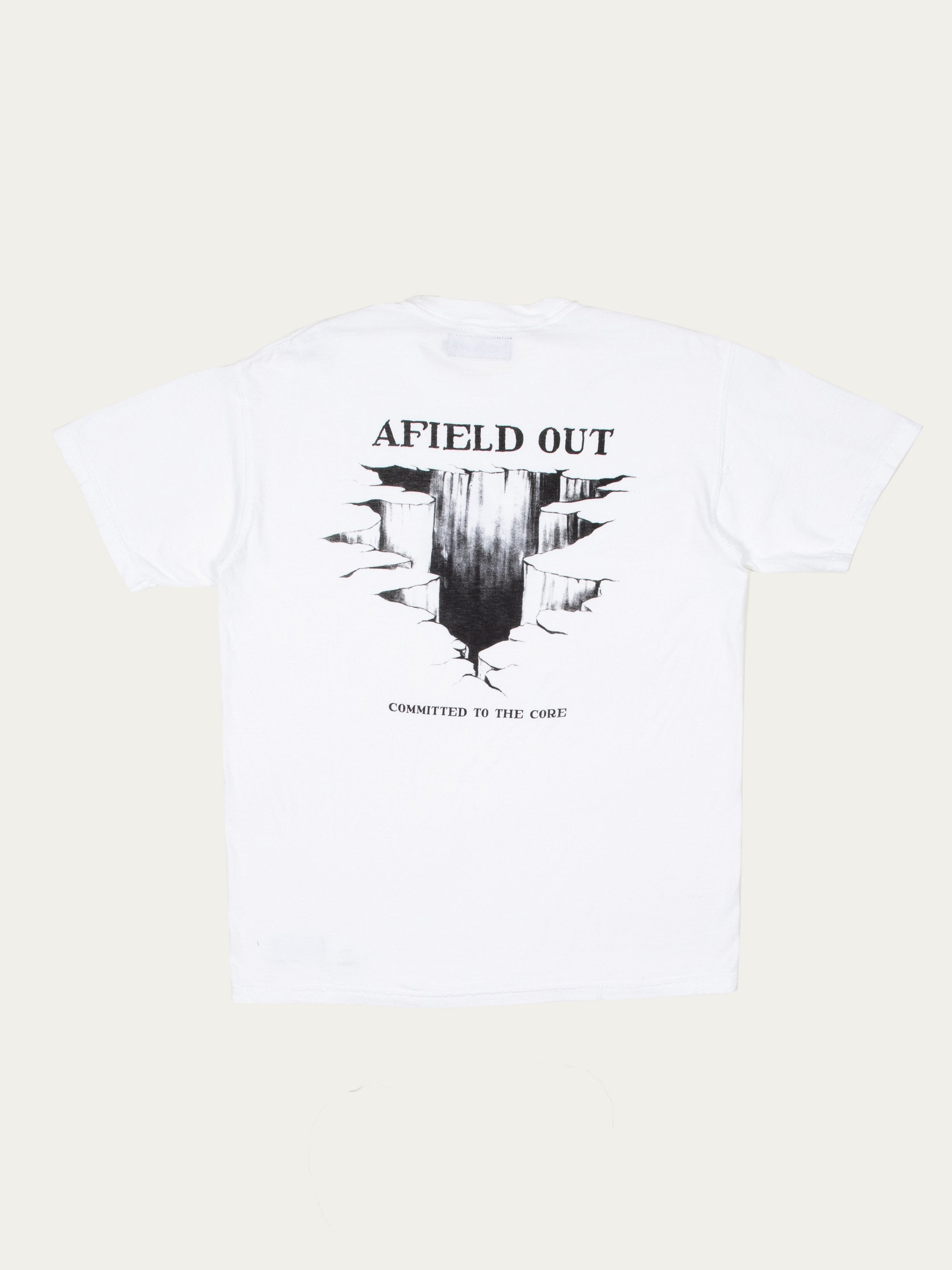 White Core T-Shirt 1