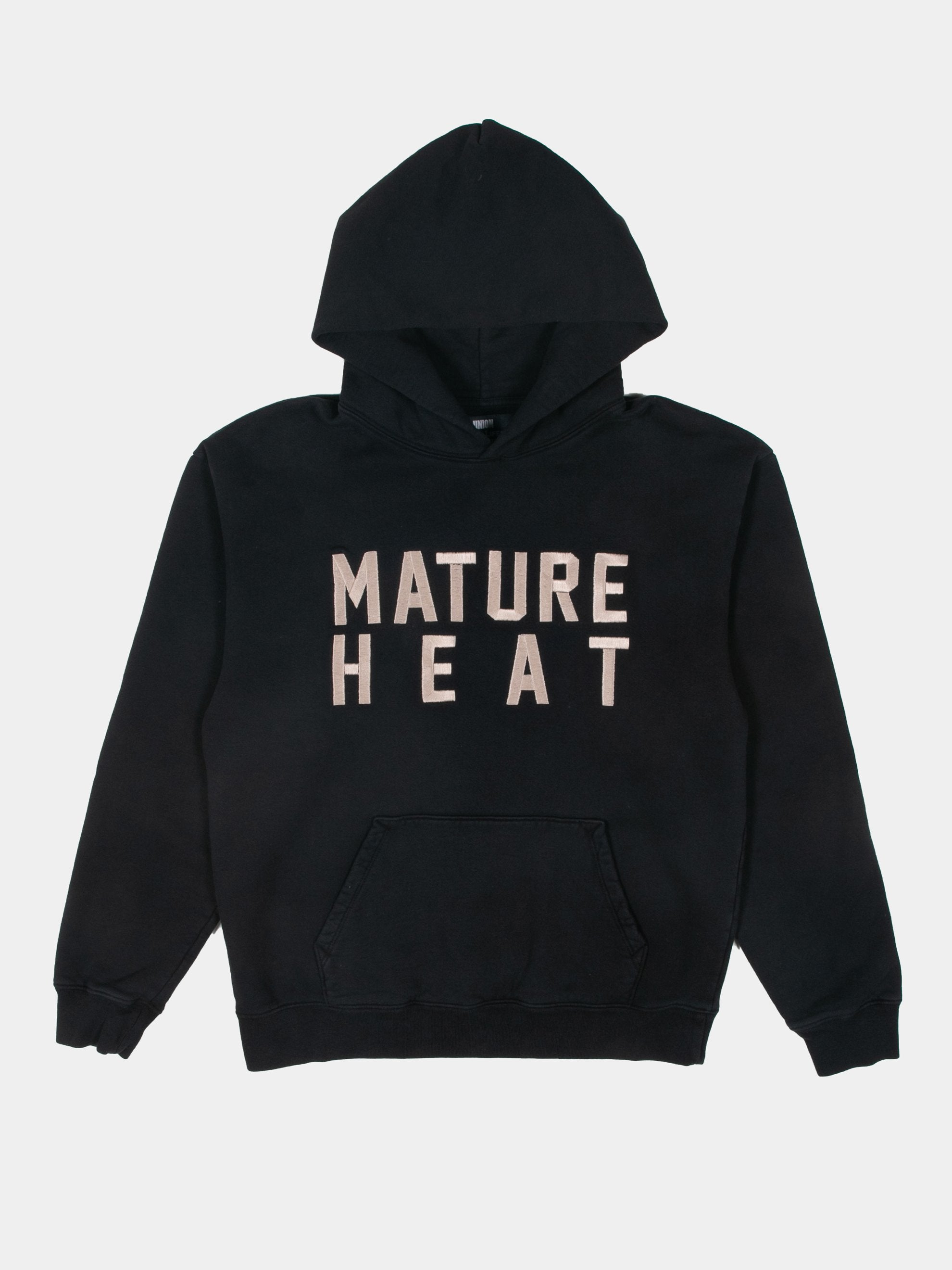 Black Cali Dewitt x Eco Mature Heat Hooded Sweatshirt 1