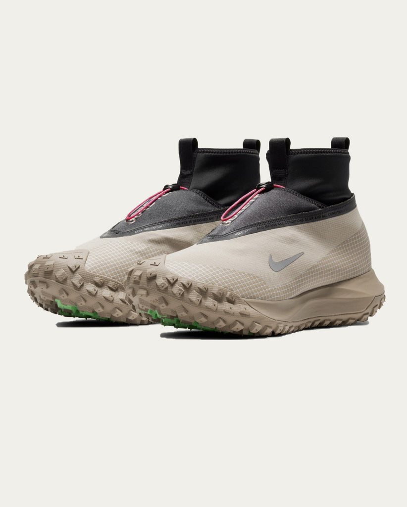 Khaki/Metallic Silver NIKE ACG Gore-Tex Mountain Fly 215948591398989