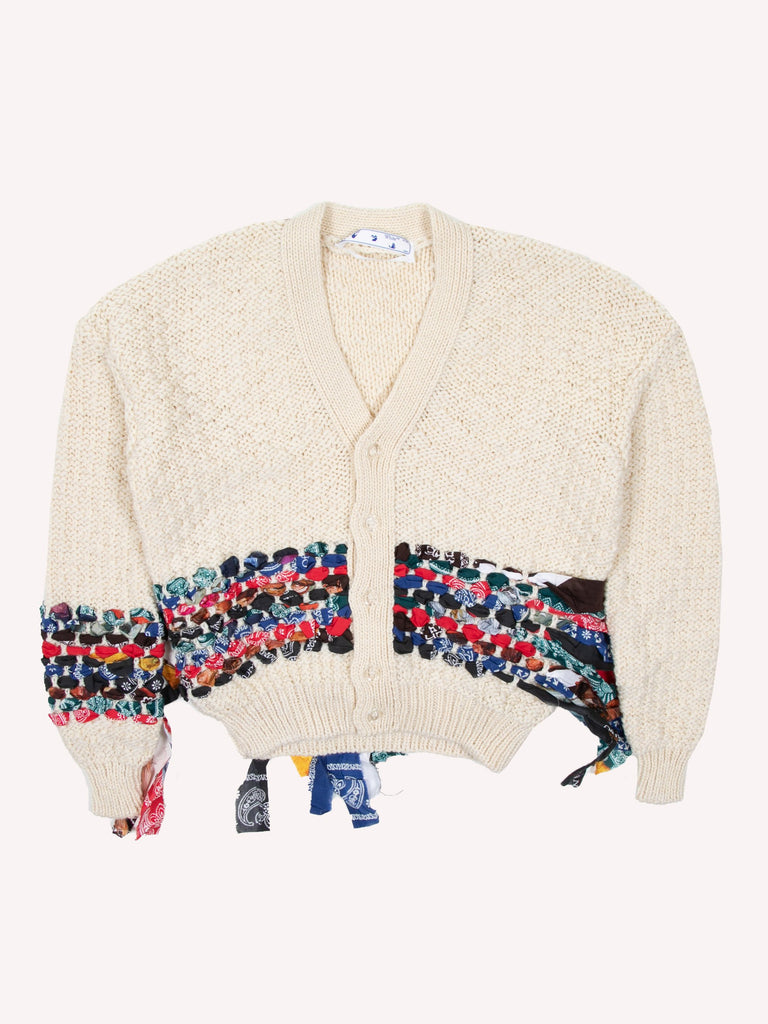 Strips Cardigan