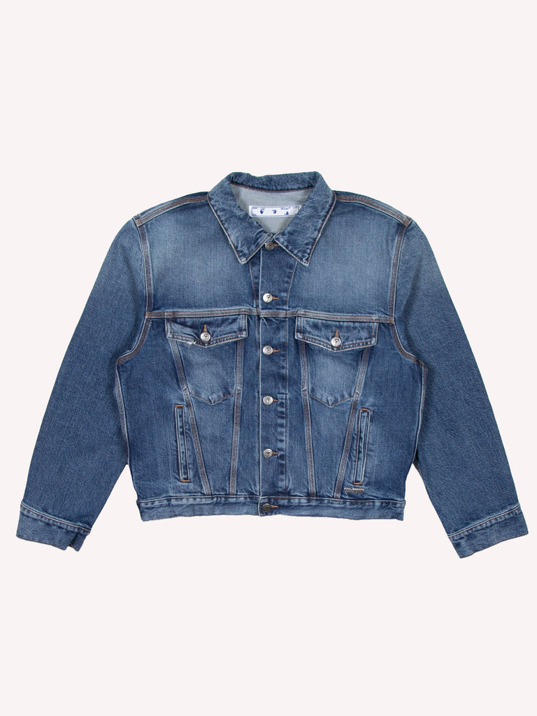 Relaxed Fit Jean Jacket