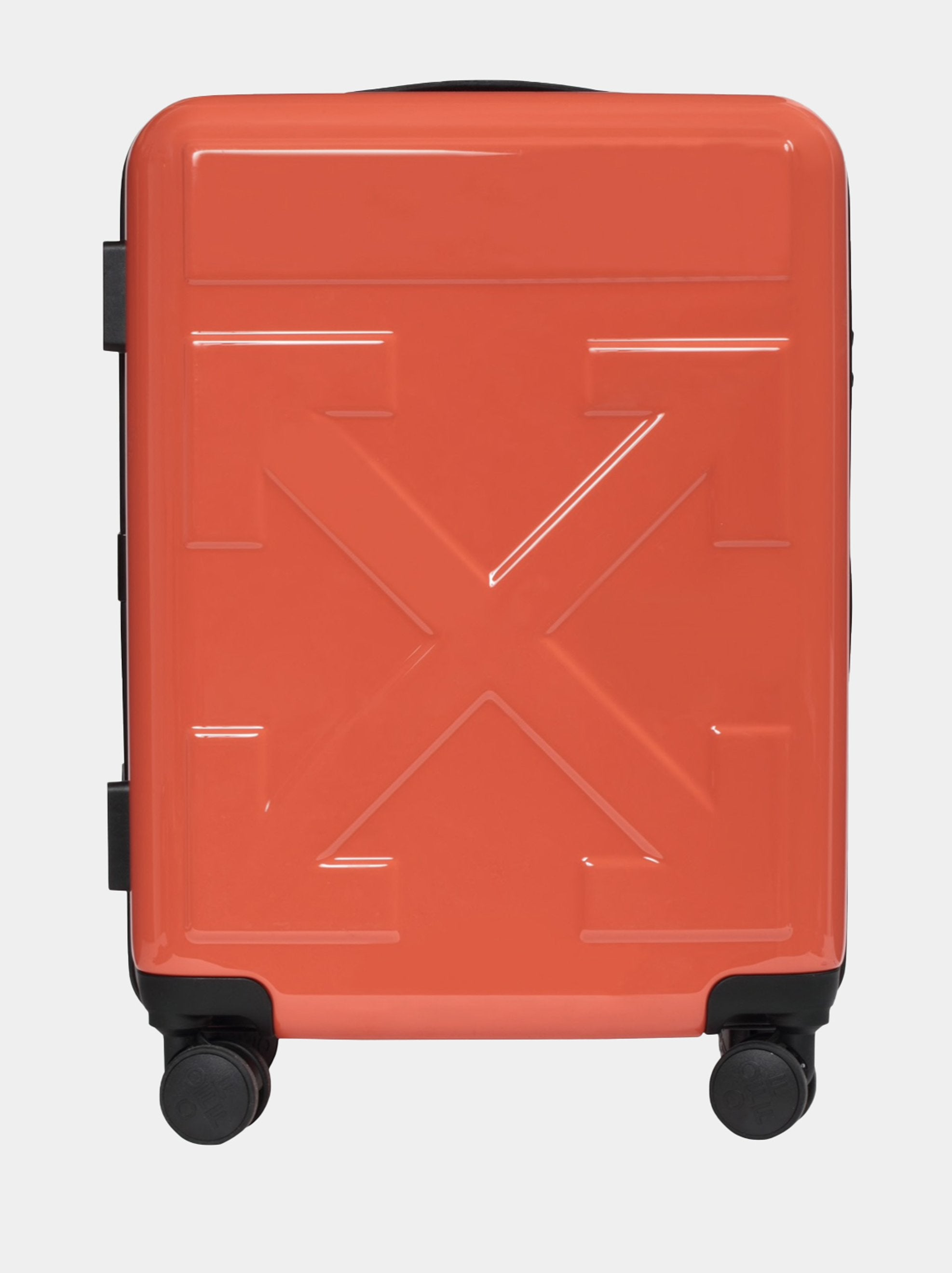 Red Arrow Trolley Luggage 1