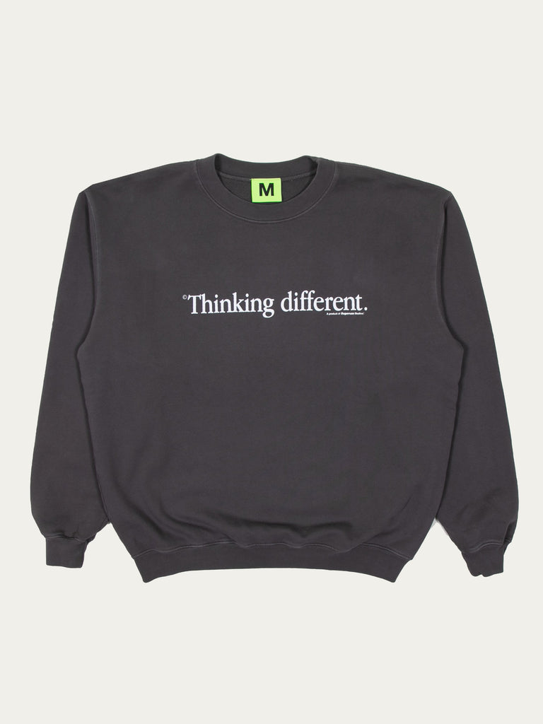 Thinking Different Crewneck