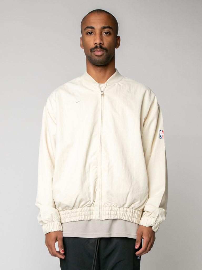 Light Cream Nike x Fear of God Basketball Jacket 215969879556173