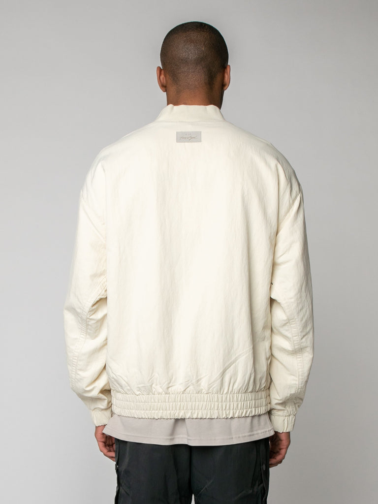 Light Cream Nike x Fear of God Basketball Jacket 615969880342605