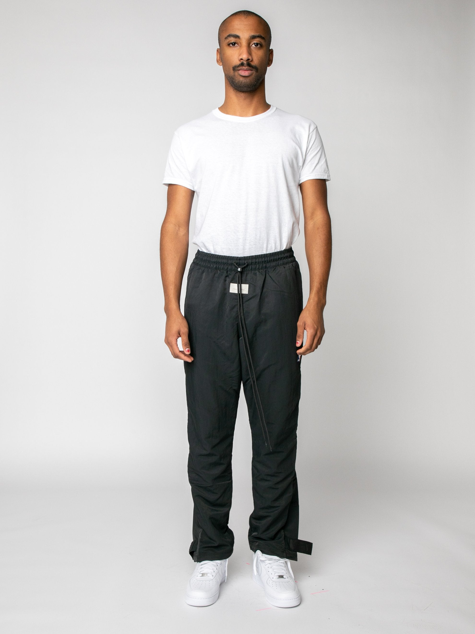Off Noir Nike x Fear Of God Warm Up Pant 3