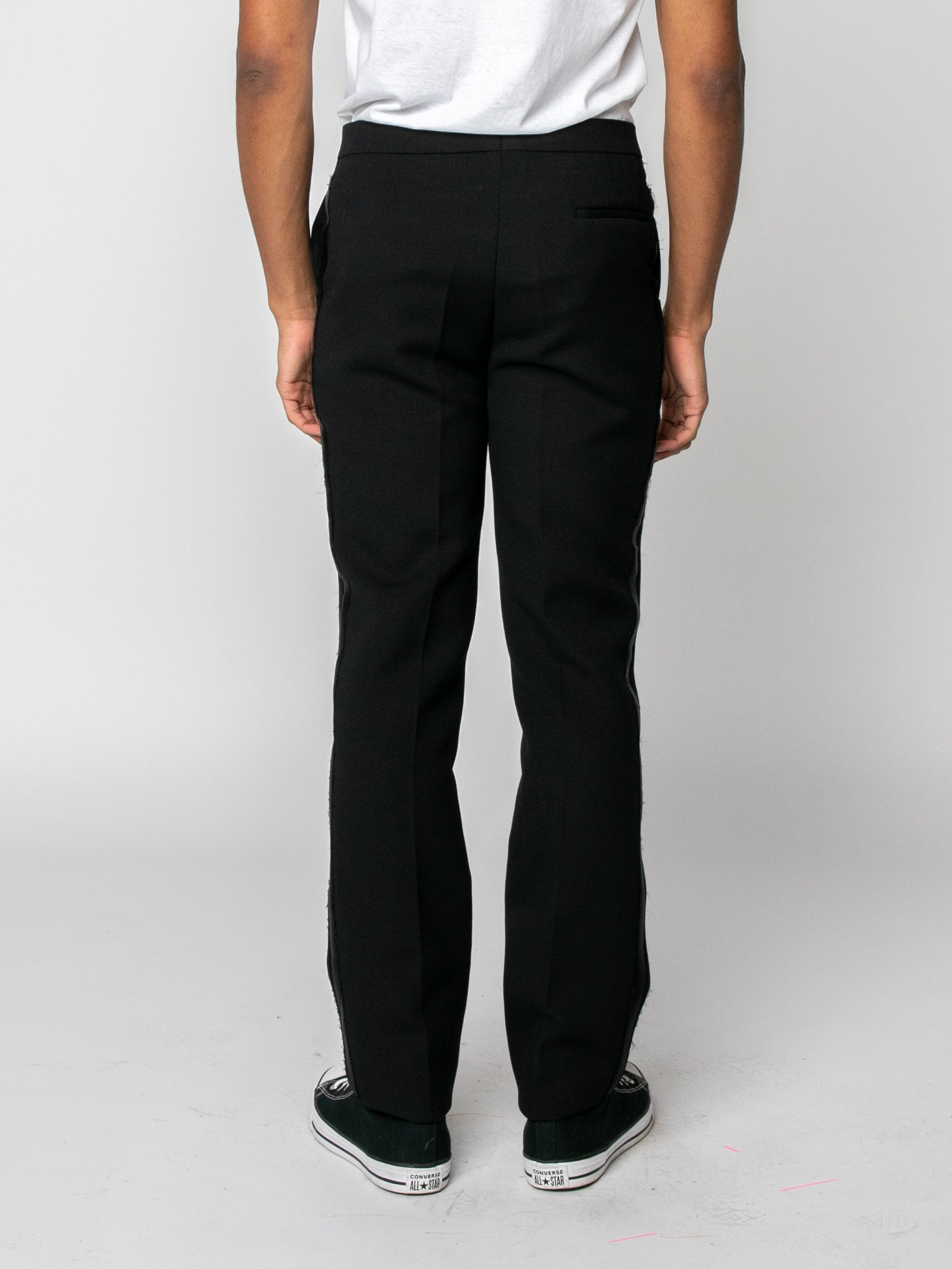 Dark Navy Ceremonial Slim Fit Trouser 5