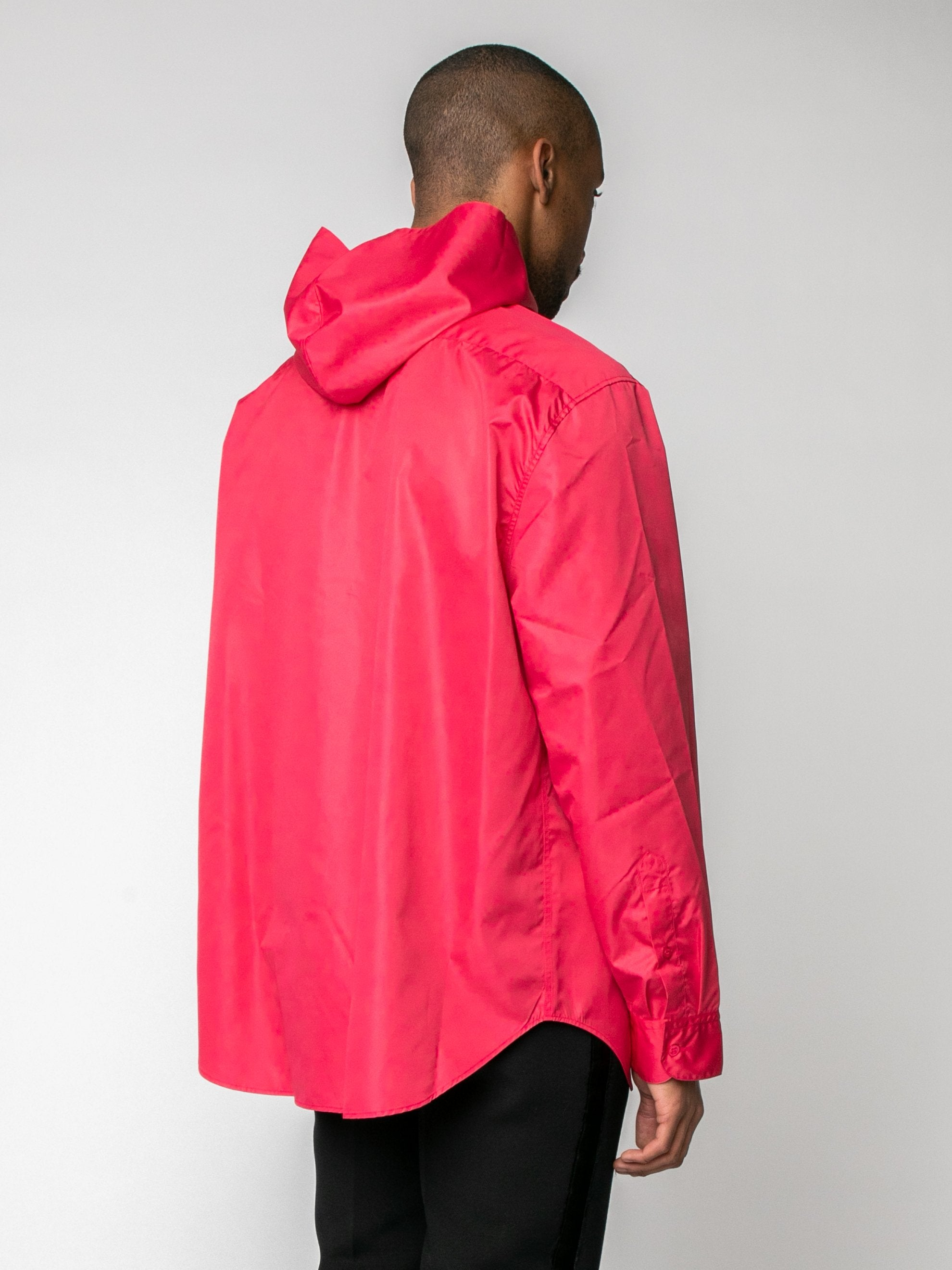 Big Fit Hooded R-Shirt