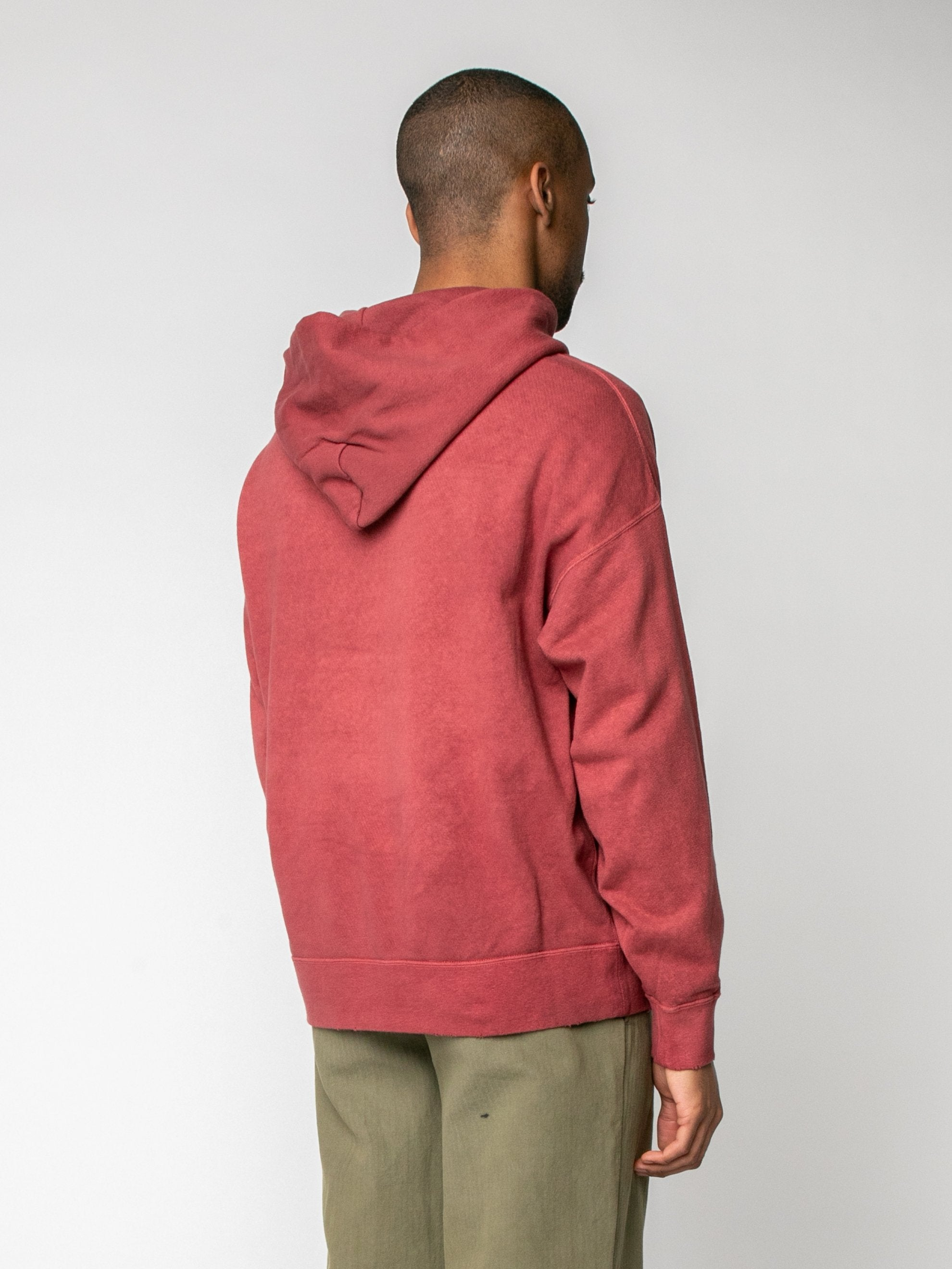 Amplus Hoodie P.O. (Uneven Dye)