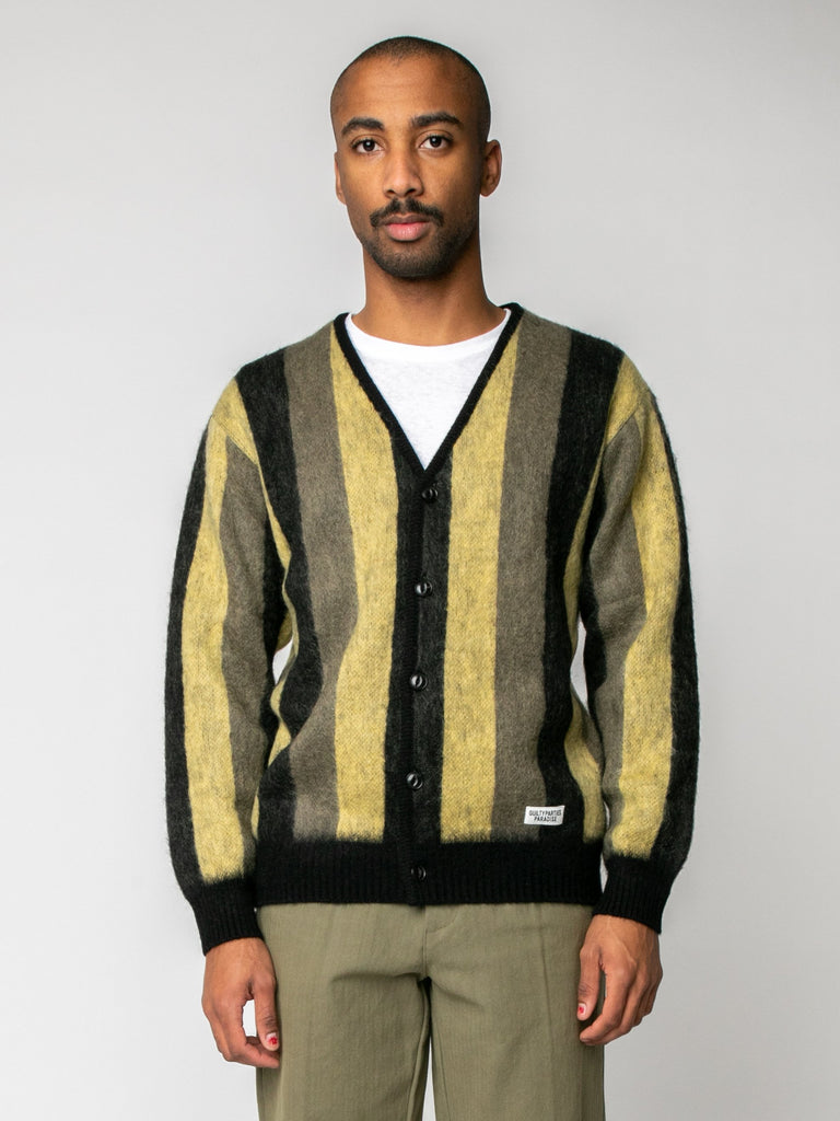 Striped Mohair Cardigan15974208372813