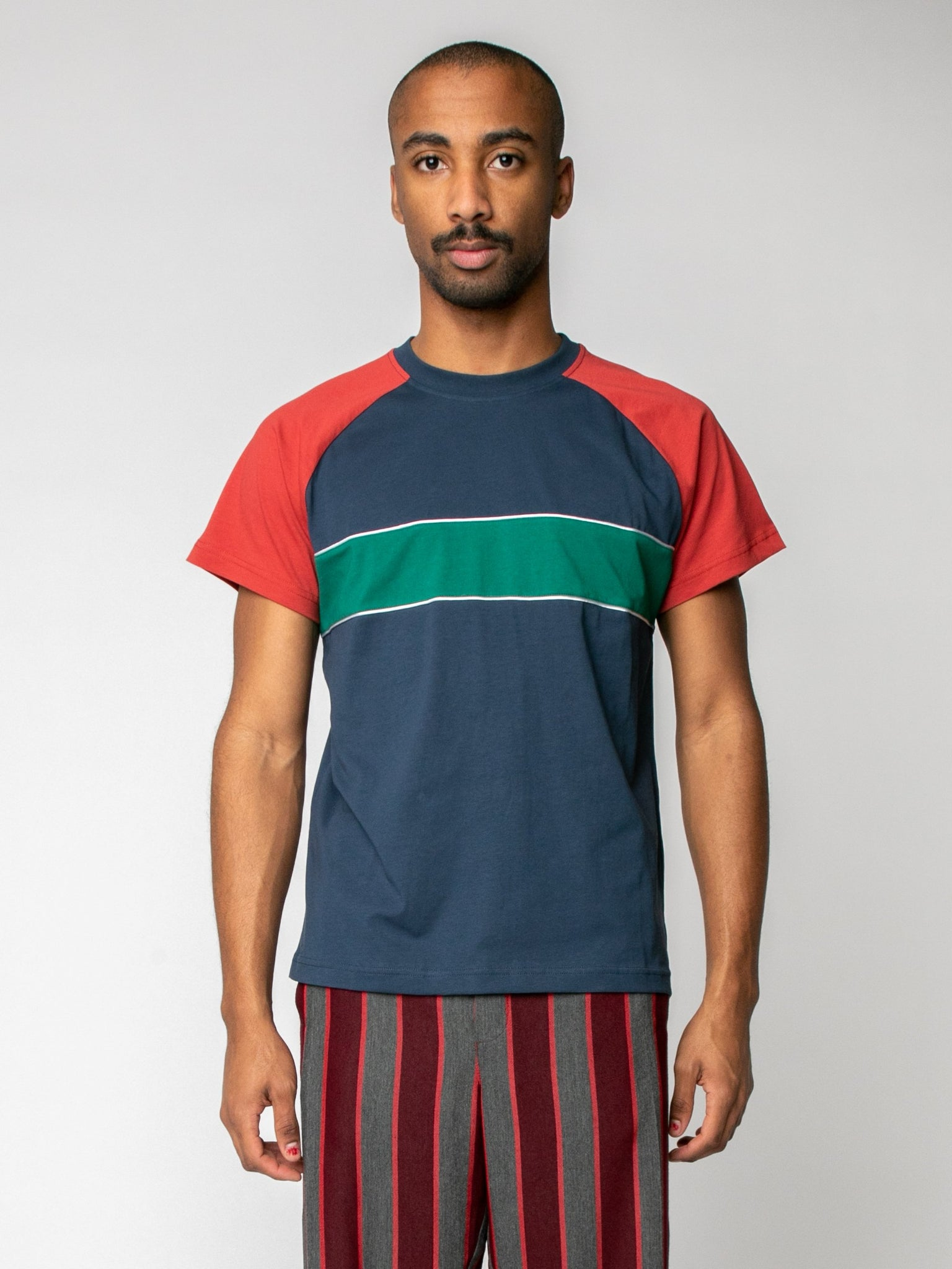 george-panelled-t-shirt-1