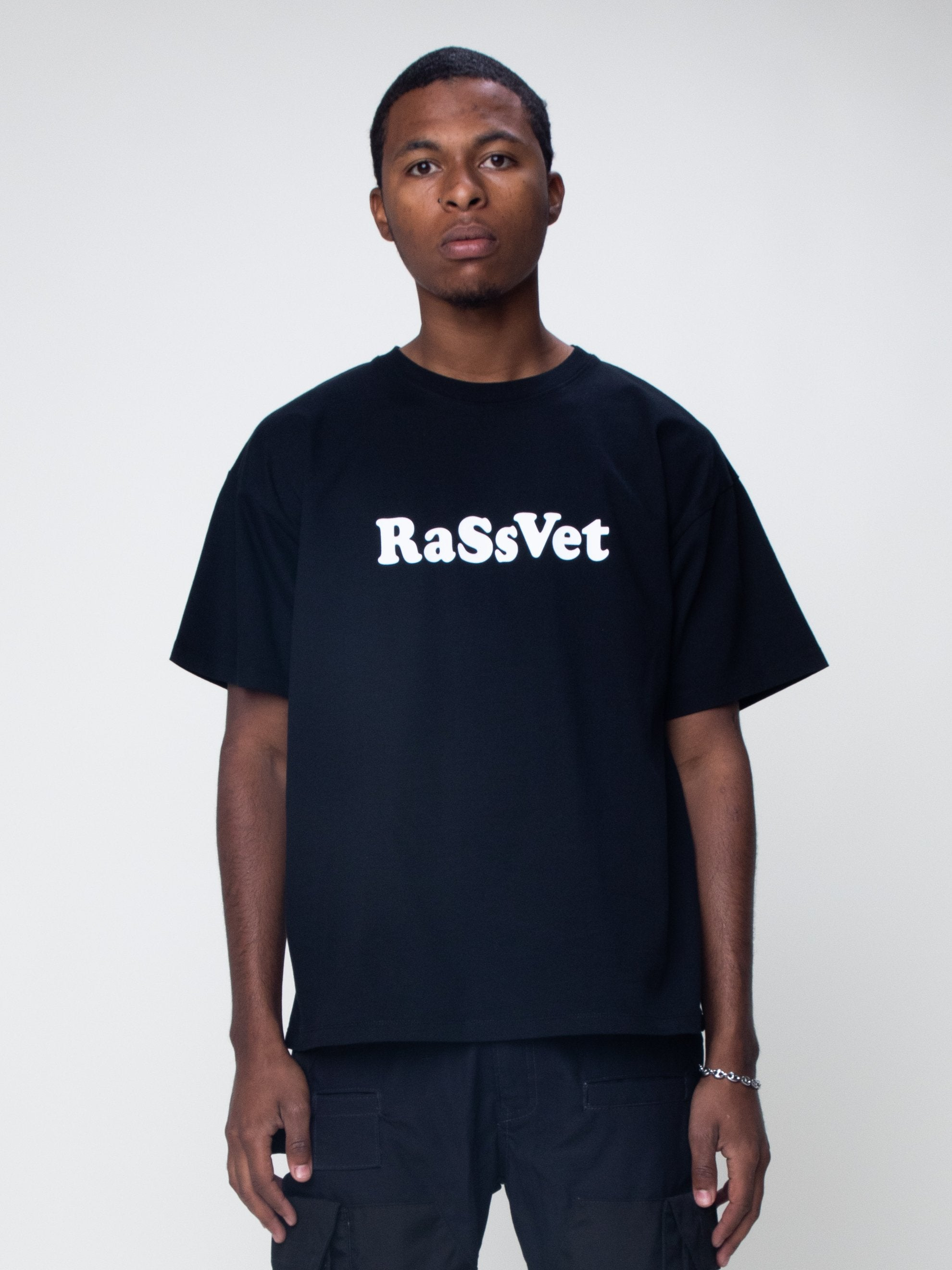 Black Rassvet T-Shirt 2
