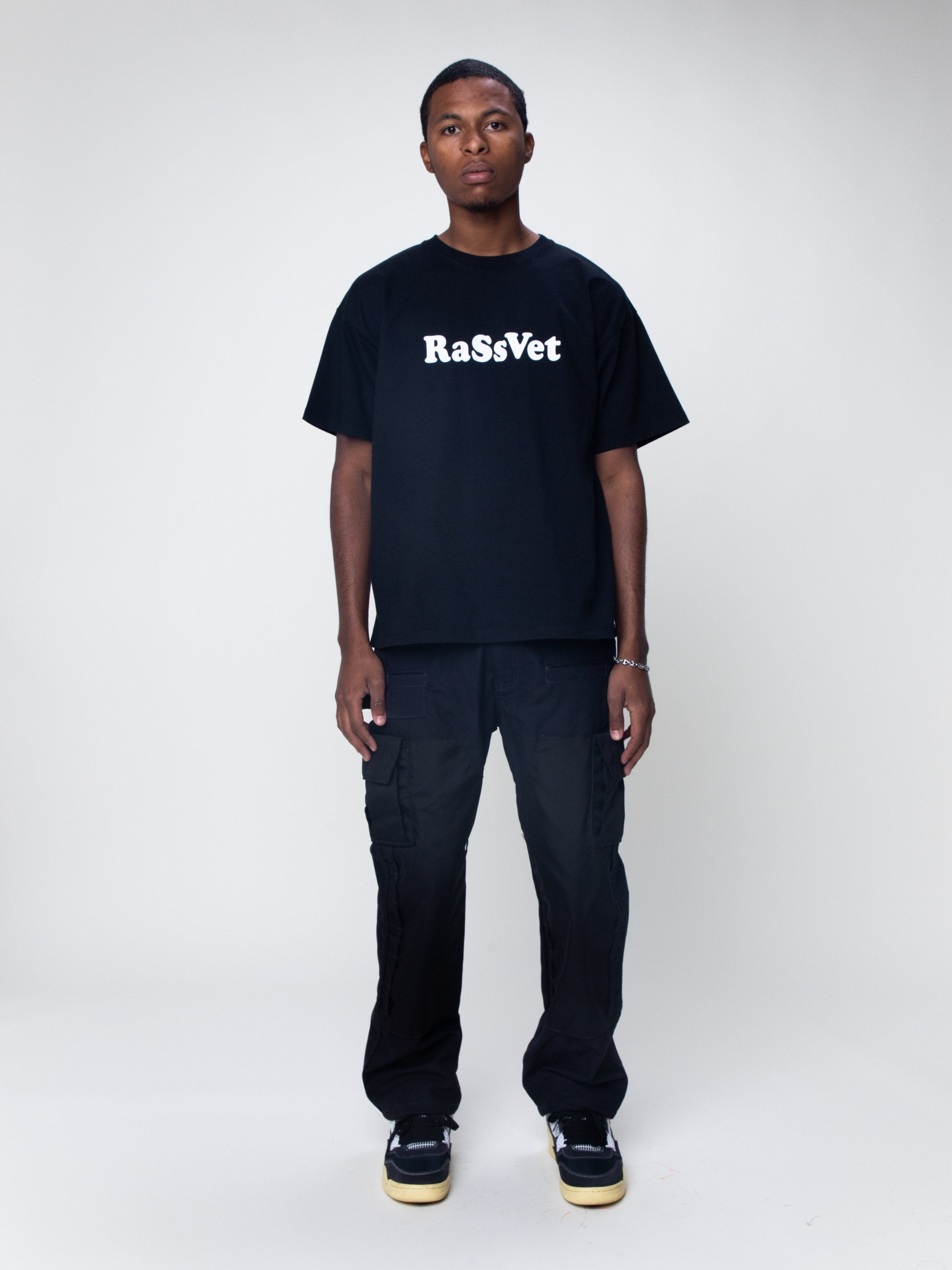 Black Rassvet T-Shirt 3