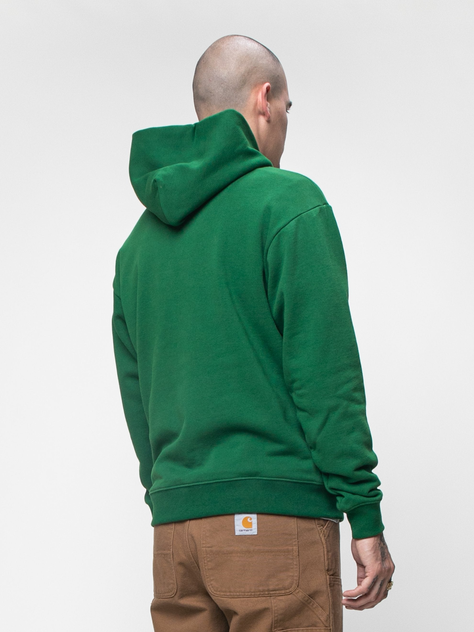 Green CPFM x Eco Mother Earth Hooded Sweatshirt 5