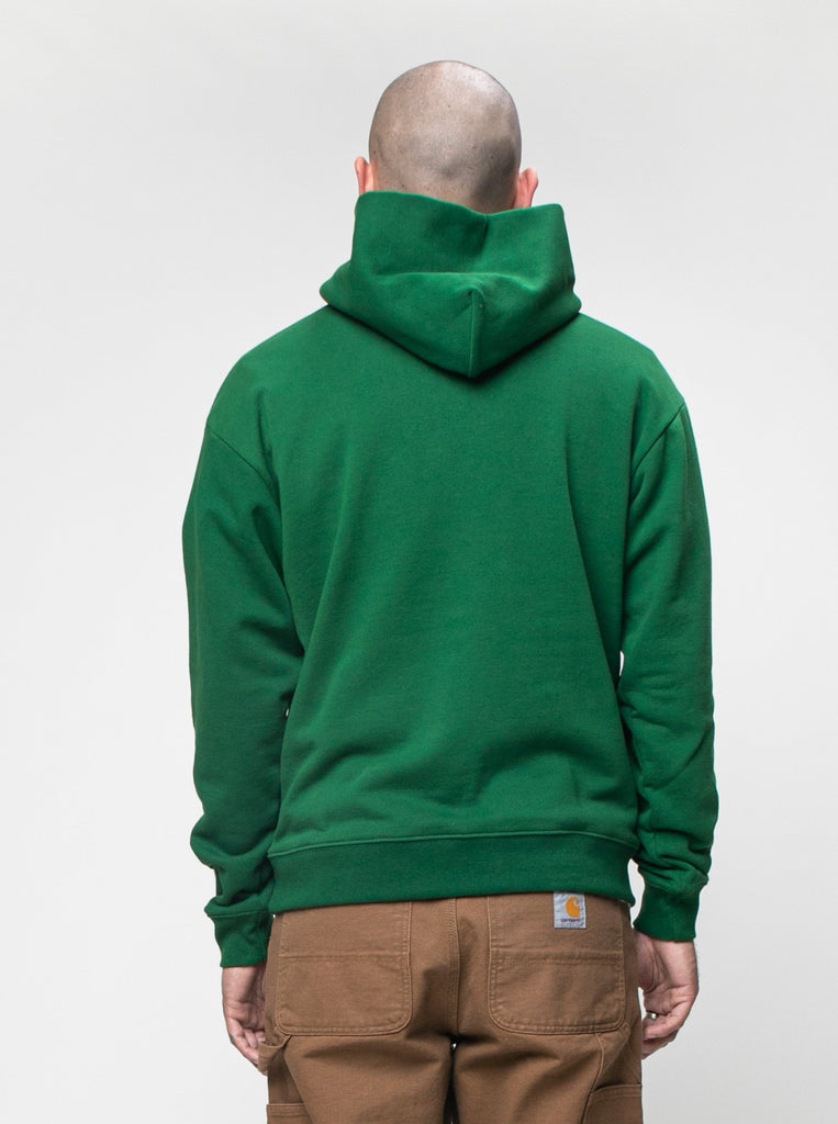 Green CPFM x Eco Mother Earth Hooded Sweatshirt 615940583293005