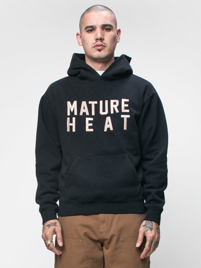 Black Cali Dewitt x Eco Mature Heat Hooded Sweatshirt 215940535681101