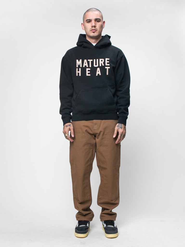 Black Cali Dewitt x Eco Mature Heat Hooded Sweatshirt 315940536107085