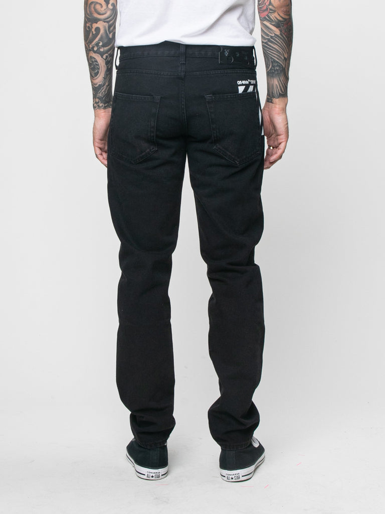 Diag Pocket Slim Jeans15944790245453