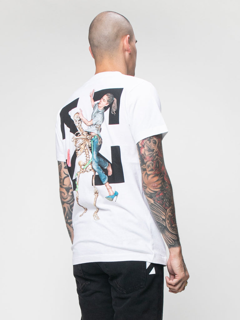 Pascal Skeleton S/S Slim T-Shirt15944735948877