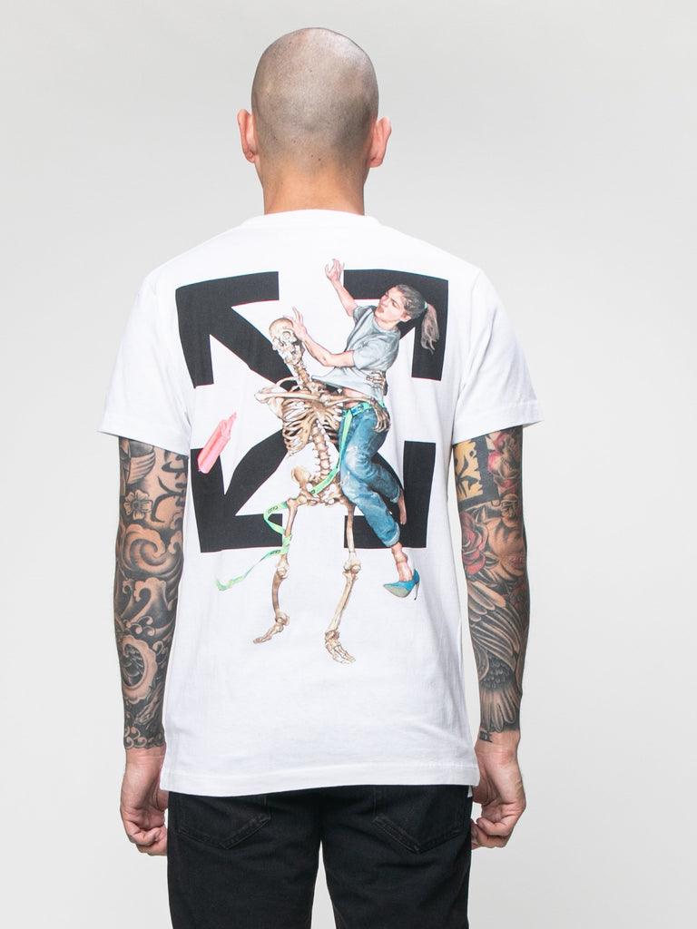 Pascal Skeleton S/S Slim T-Shirt15944736440397