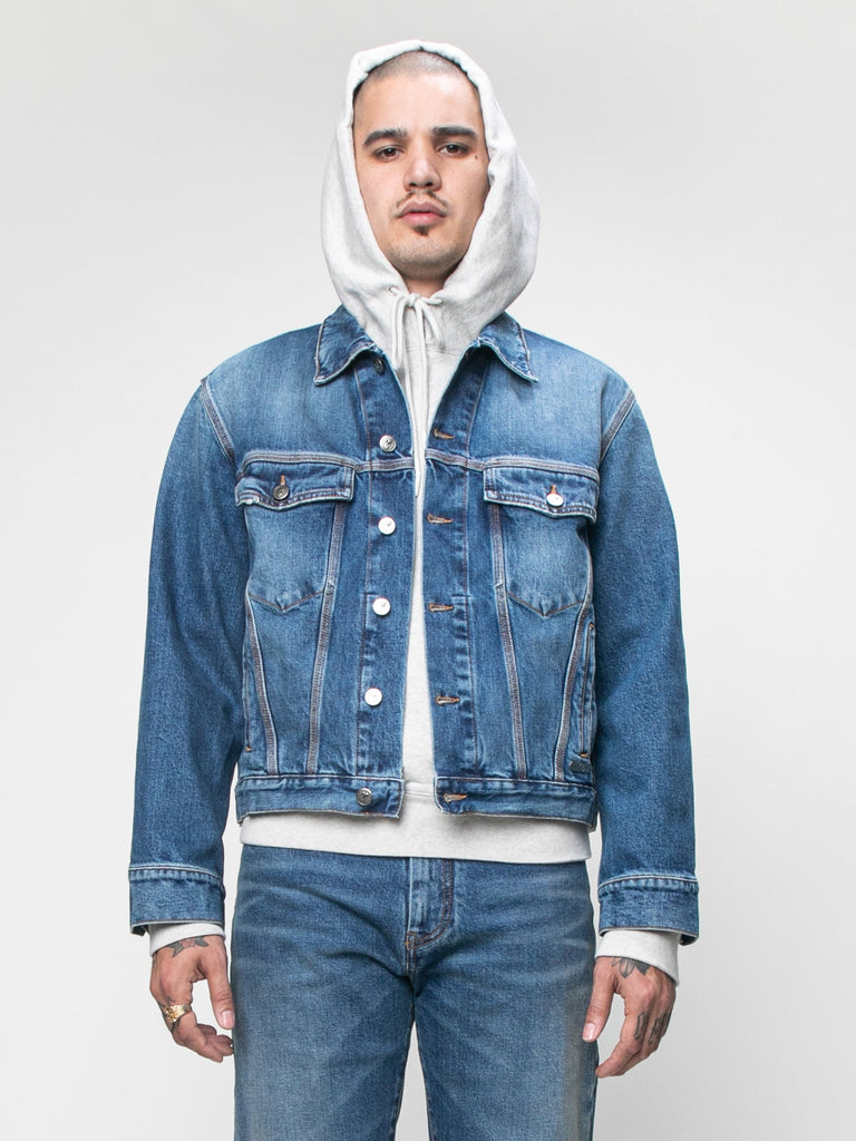 Relaxed Fit Jean Jacket15944745549901