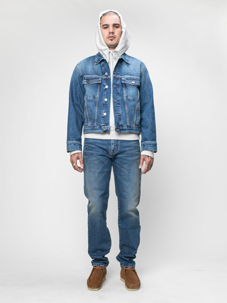 Relaxed Fit Jean Jacket15944745943117
