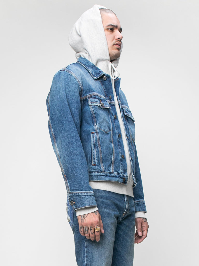 Relaxed Fit Jean Jacket15944747155533