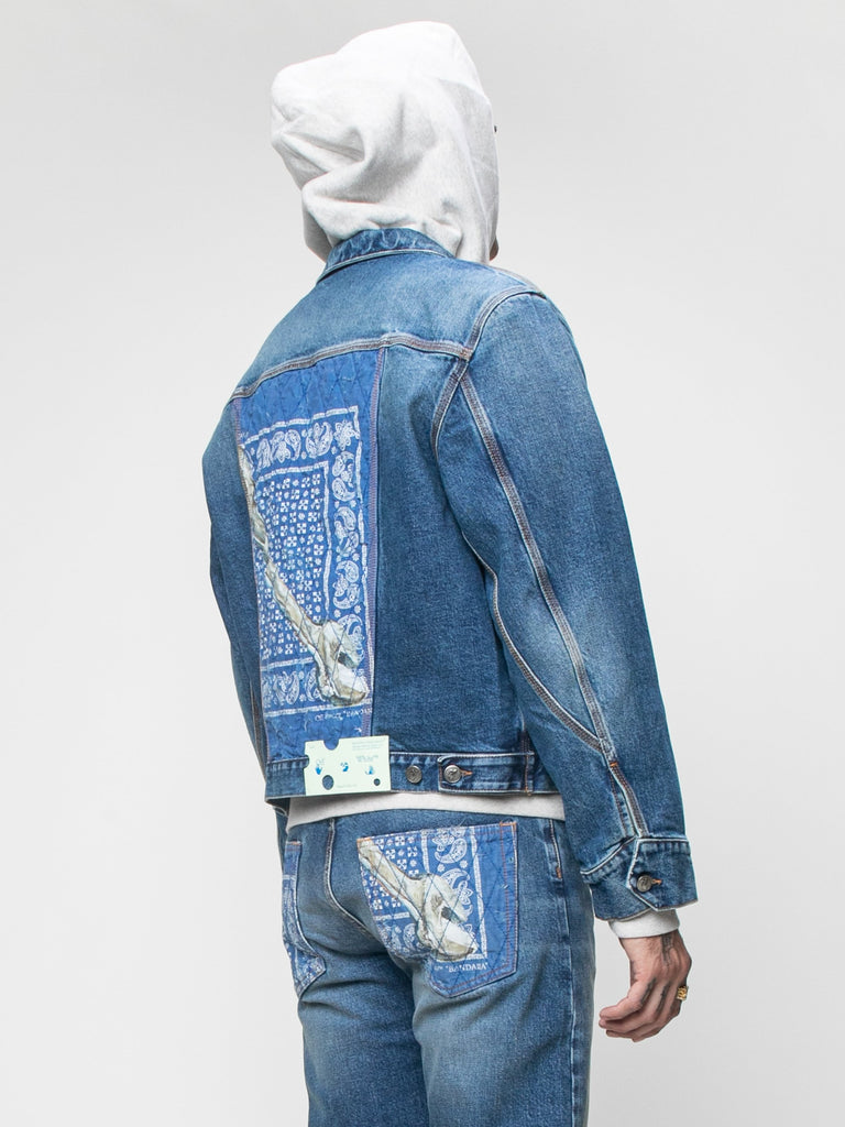 Relaxed Fit Jean Jacket15944747679821