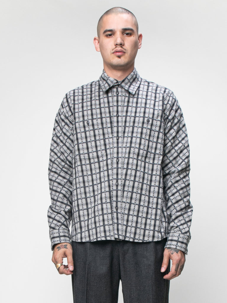 Flannel Check Shirt15944750628941