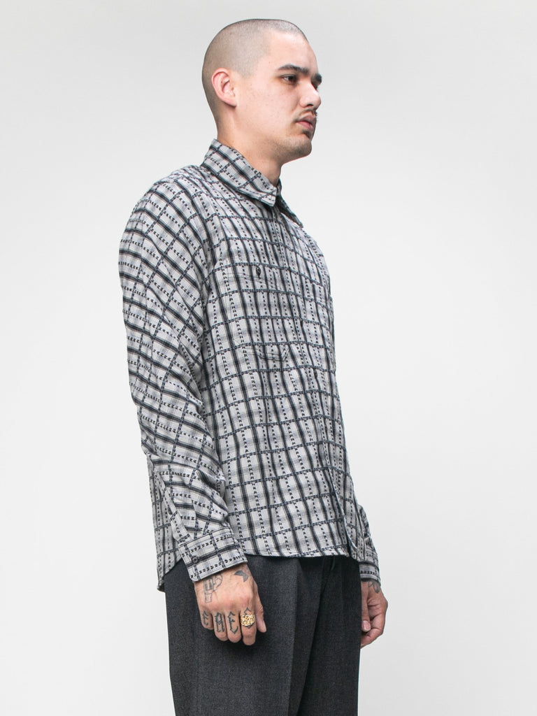 Flannel Check Shirt15944751022157