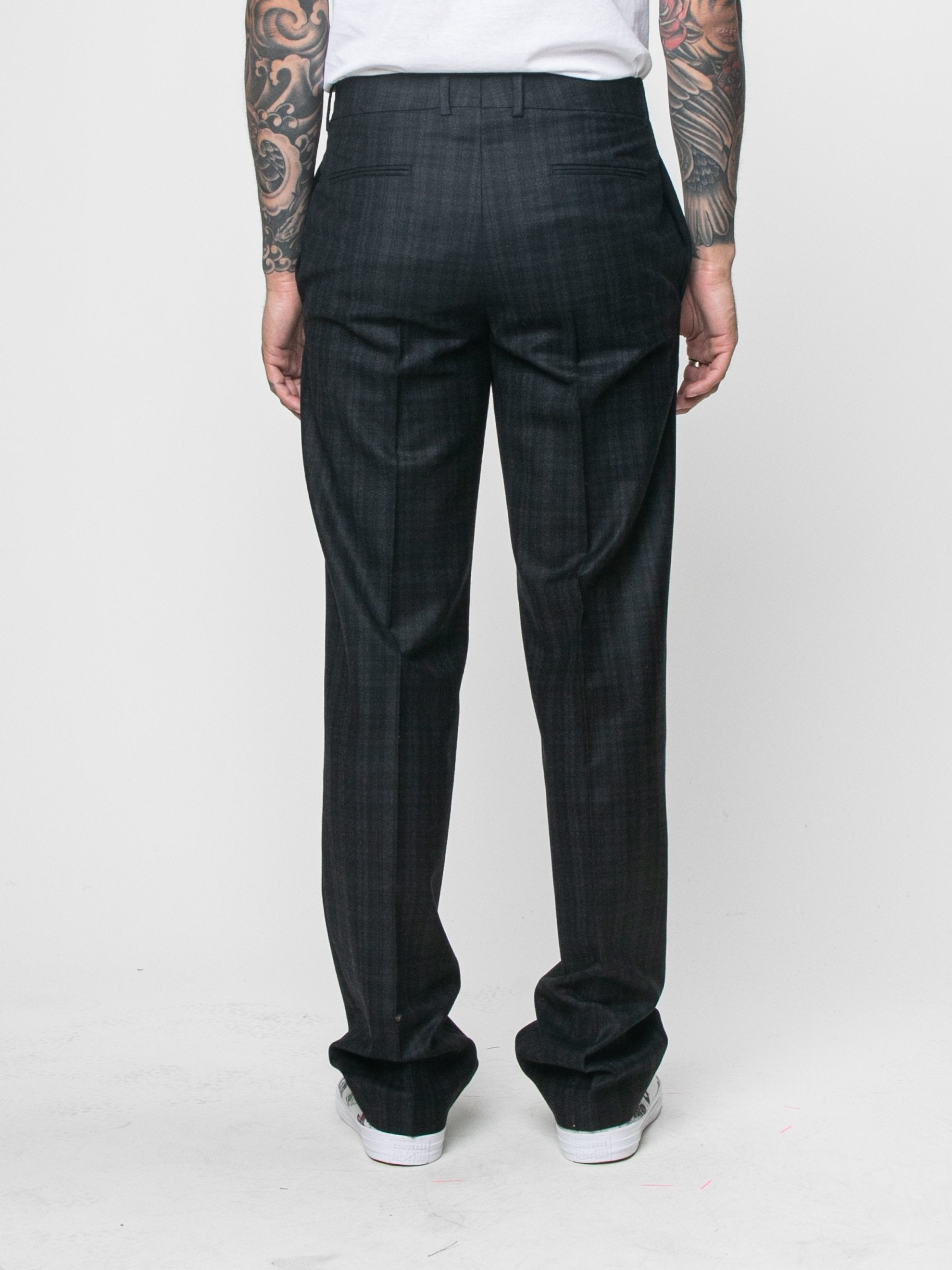 Black Slim Tailored Pant 5