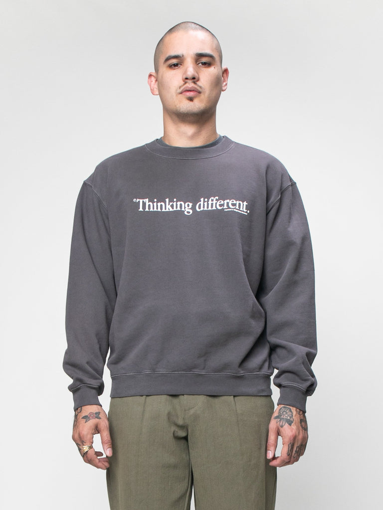 thinking-different-crewneck