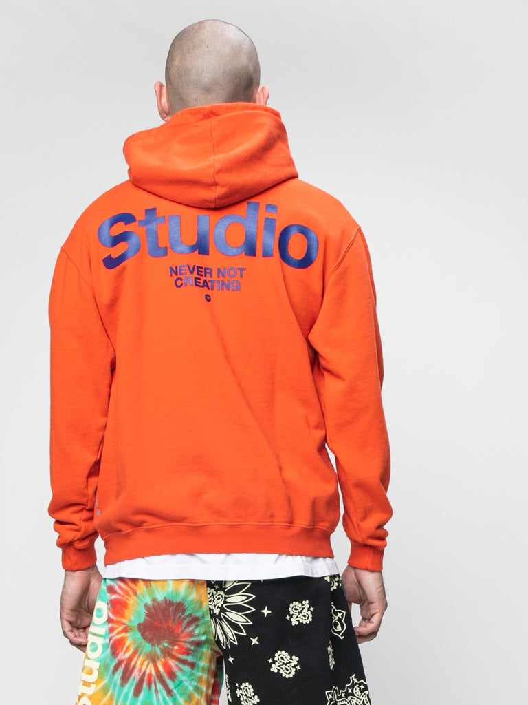 Burnt Orange STUDIO Field Hoodie 615944634105933