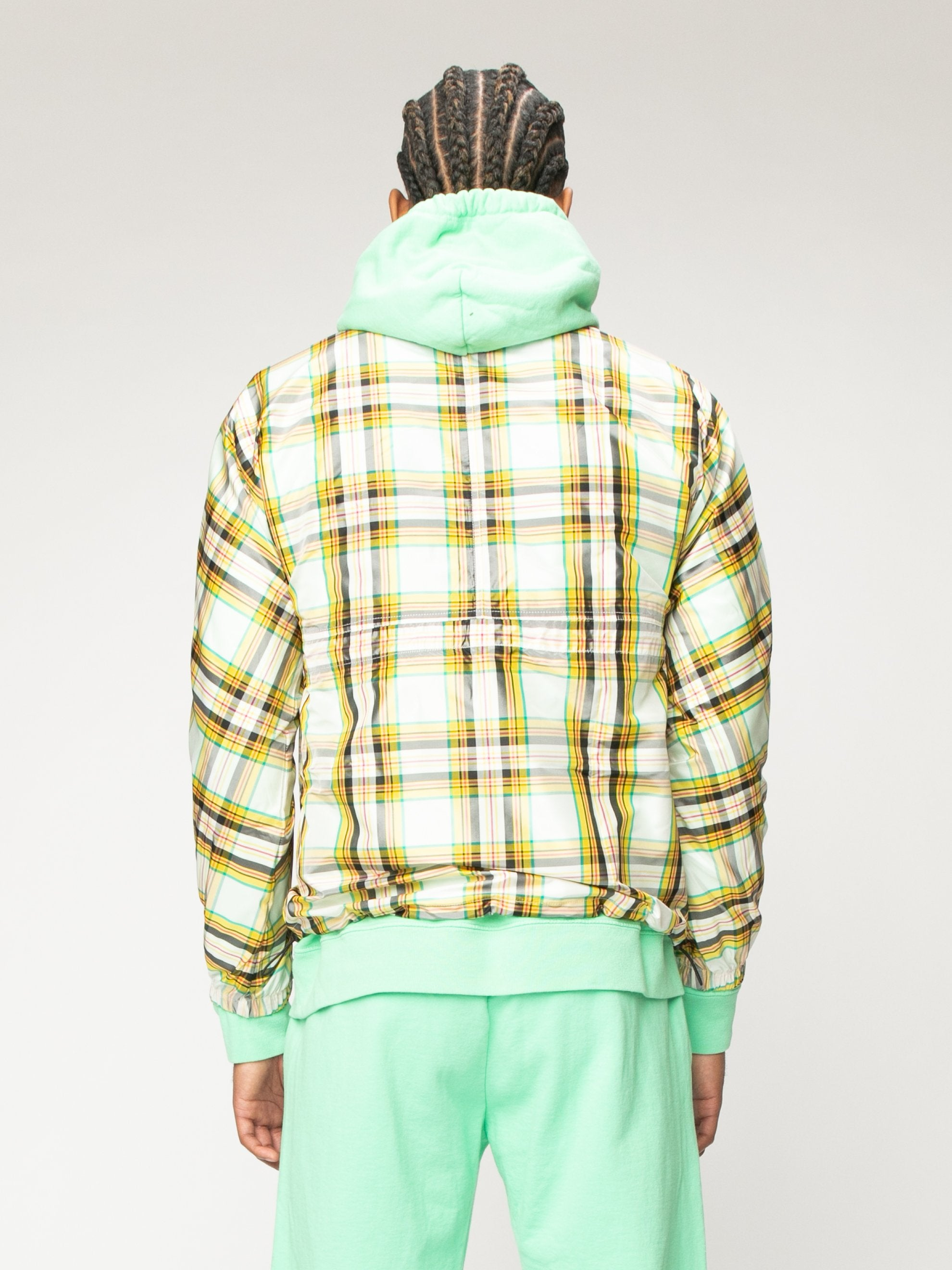 Scuba Neck Packable Anorak