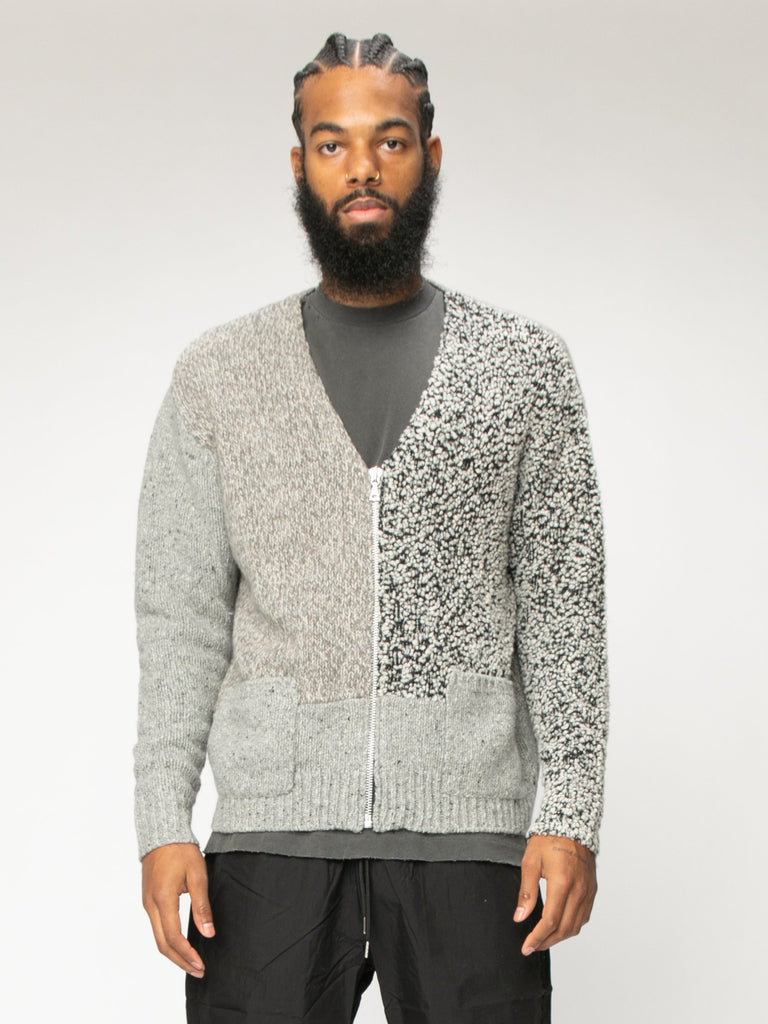 mixed-cashmere-zip-cardigan
