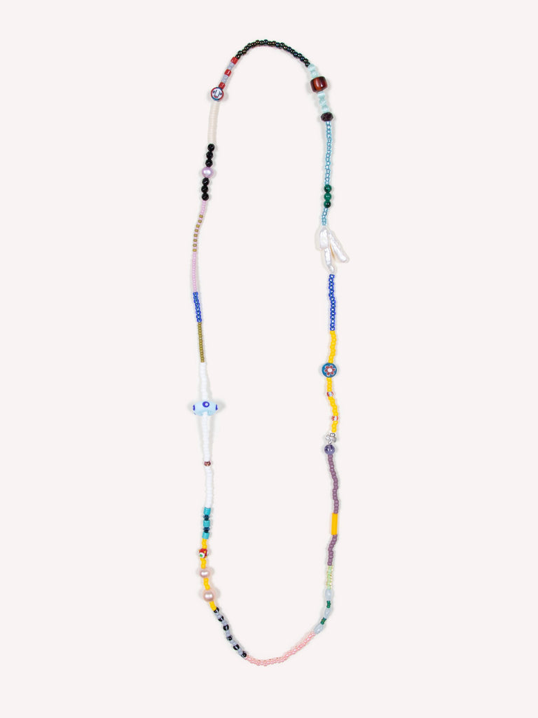 Vibeswell Beaded Necklace